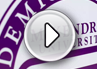 Play the Academic Excellence Celebration Video Button