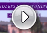 Play the Student Opportunities Video button