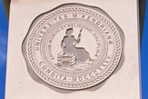 Photo of McKendree Seal Marker
