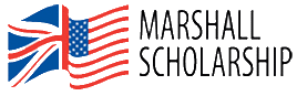 Photo of the Marshall Scholarship Logo