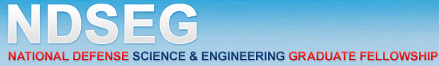 Photo of the NDSEG Logo