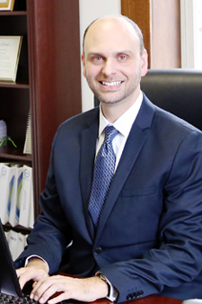 Photo of J. Alan Alewine, Ph.D.