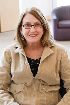Photo of Brenda Boudreau