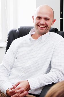 Photo of Guy Boysen, Ph.D.