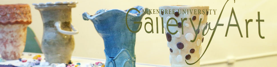 Photo of McKendree Art Gallery Pieces