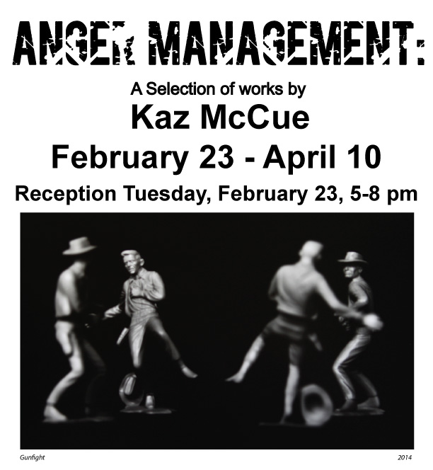 kaz poster: anger management