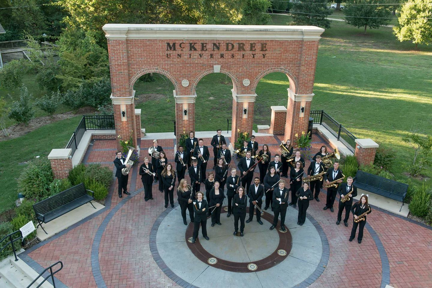 Image of the Wind Ensemble
