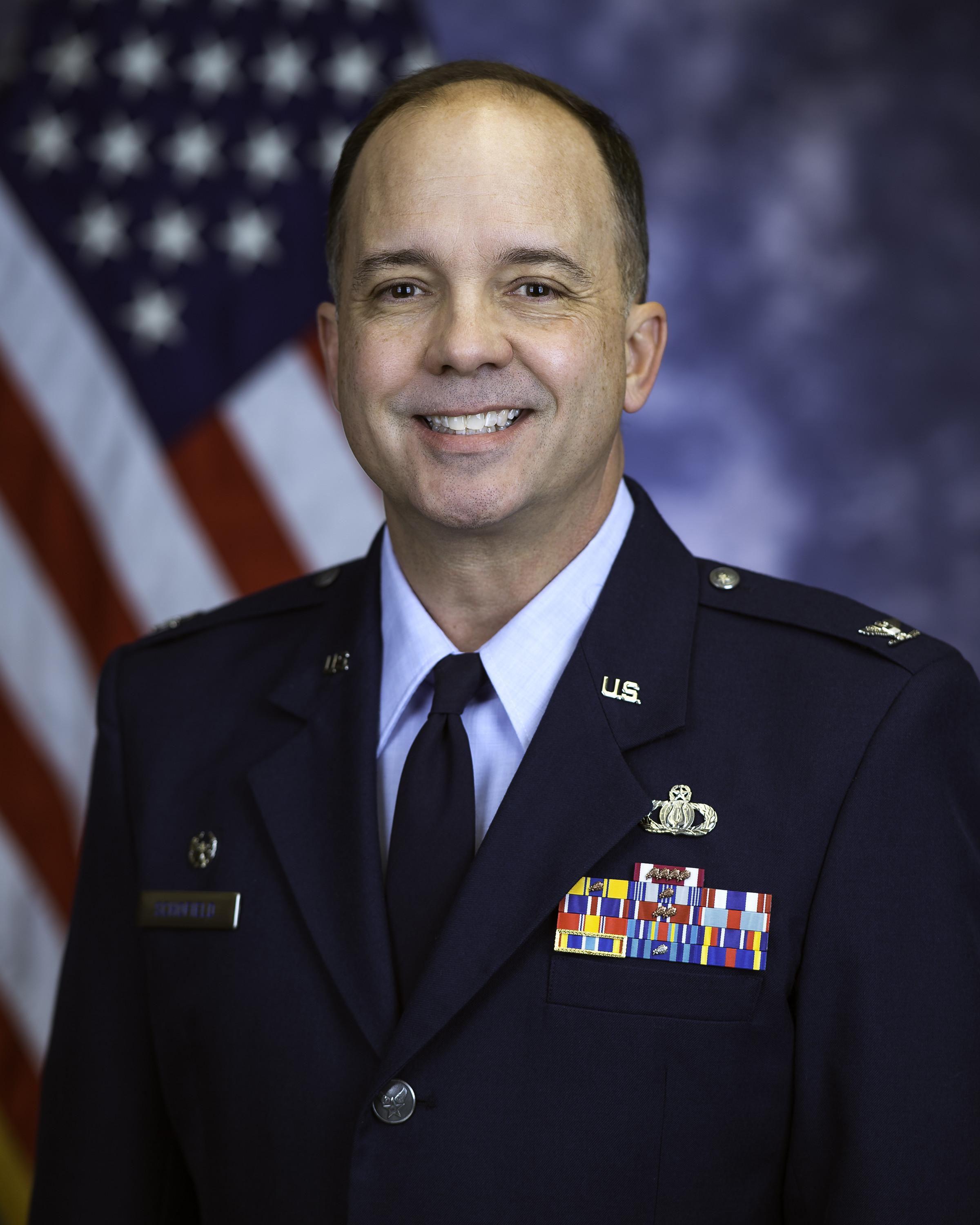Colonel Don Schofield