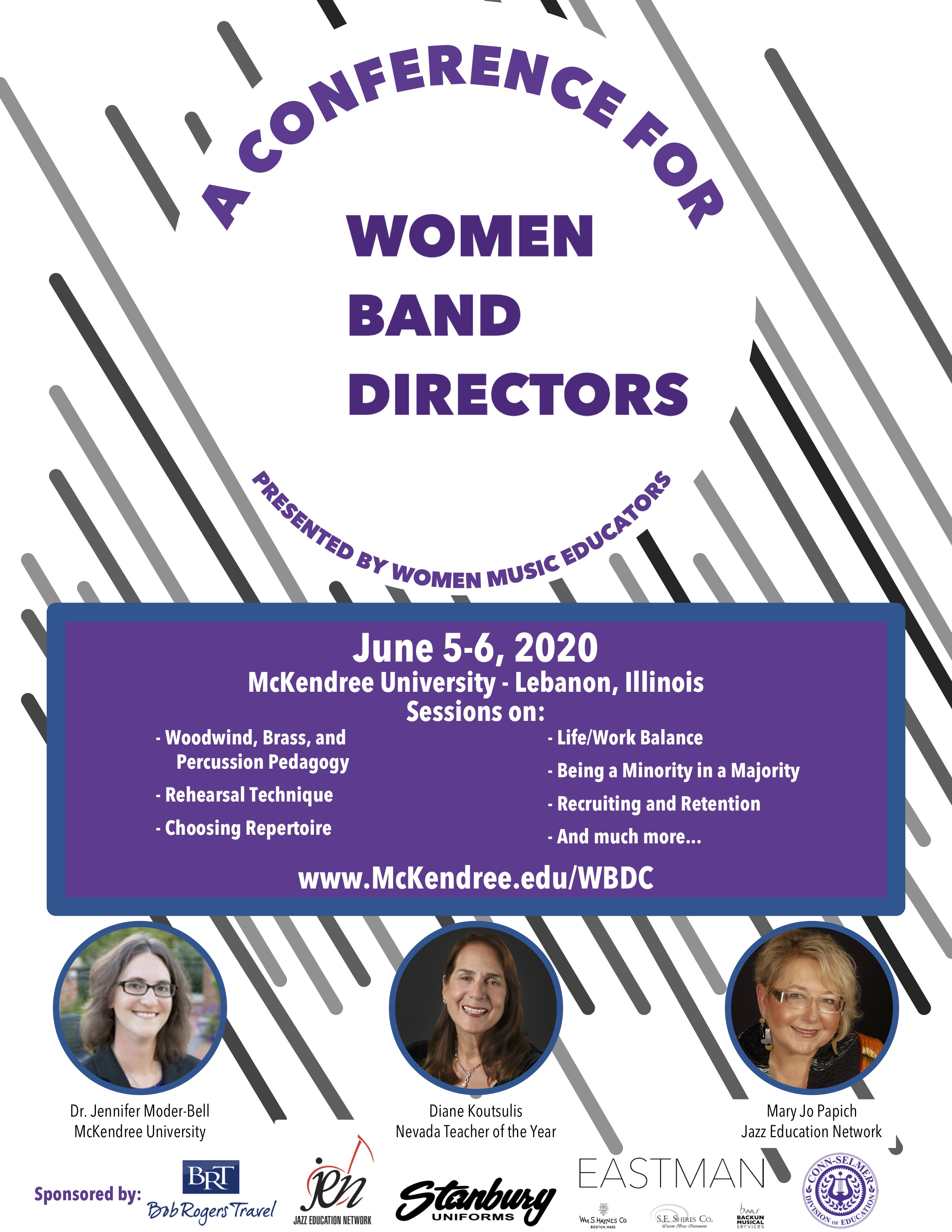 2020 Women Band Director Conference