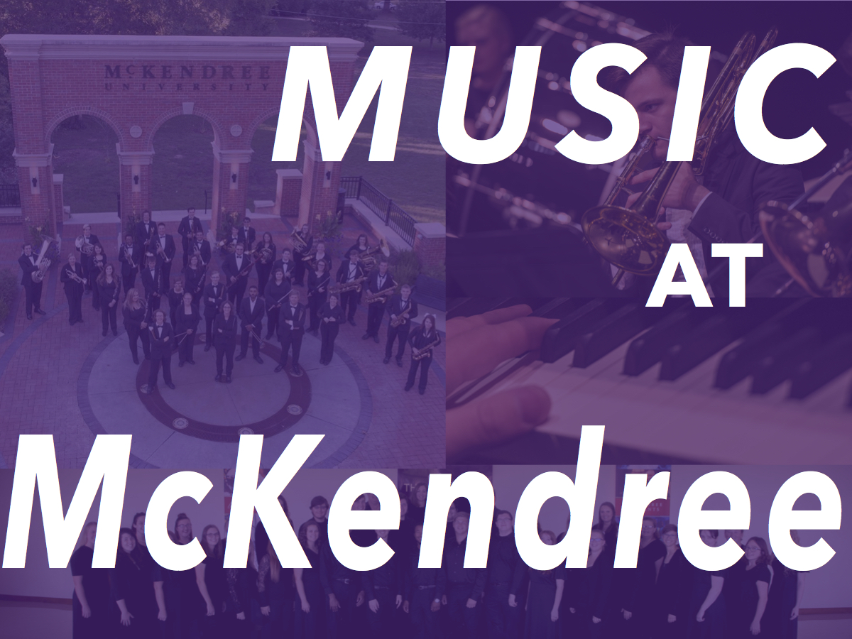 Music at McKendree Header