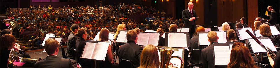 Image of the Concert Band