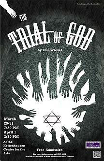 The Trial of God Poster