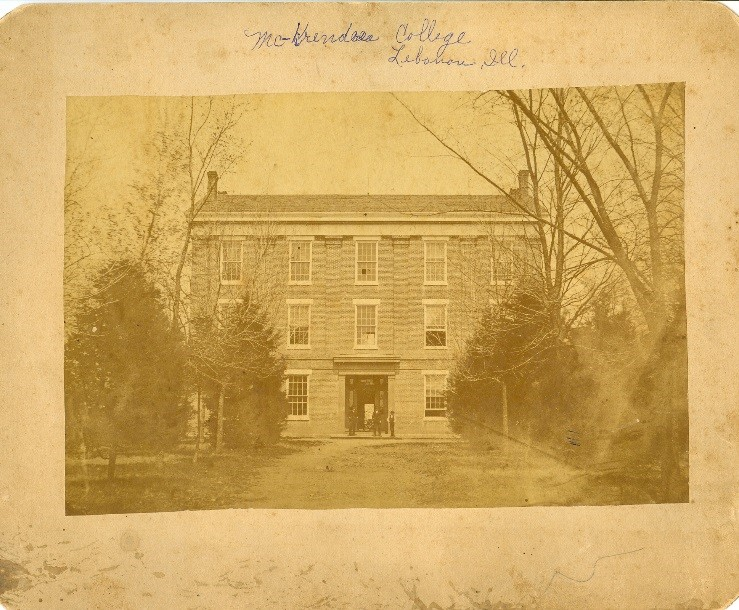 Photo of Old Main
