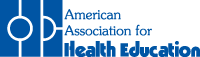 Photo of the American Association for Health Education Logo