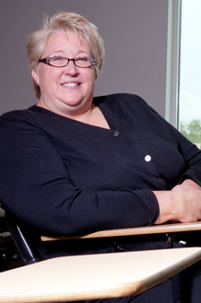 Photo of Jean Sampson, D.Mgt