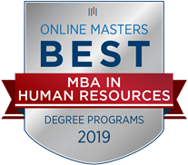 Best MBA in Human Resources Badge