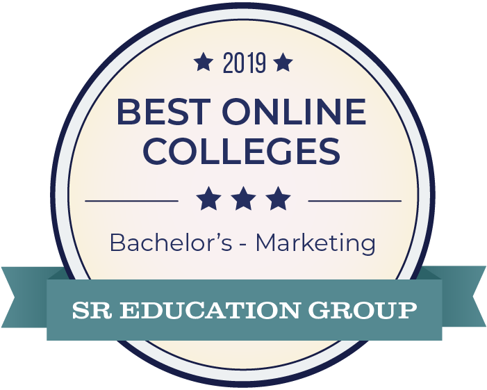 McKendree University Ranks in the 2019 Best Online Colleges for Bachelor's in Marketing