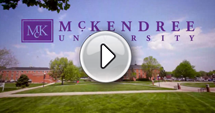 Play the McKendree University Overview Video