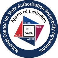 NC-SARA Approved Badge