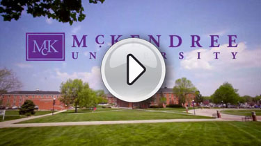Play the McKendree Overview Video