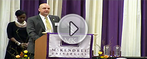 Dan Netemeyer '88 Acceptance Speech
