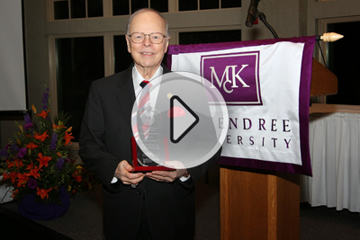 Donald Winkler '54: Academy of Excellence Inductee