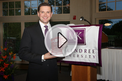 Daniel Winn '03: Rising Star Award