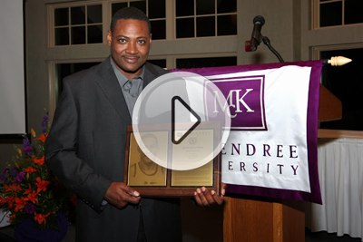 Fred Taylor '90: Sports Hall of Fame Inductee