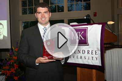 Glenn Peterson '04: Rising Star Award