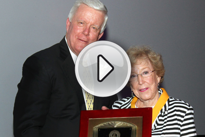 Play the Mrs. Joan (Weber) Barnes '53 Video