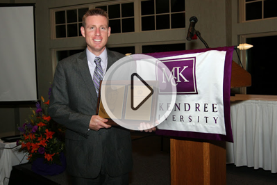 Lance Marcum '07: Sports Hall of Fame Inductee
