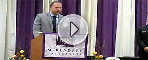 Scott Mehring '03 Acceptance Speech