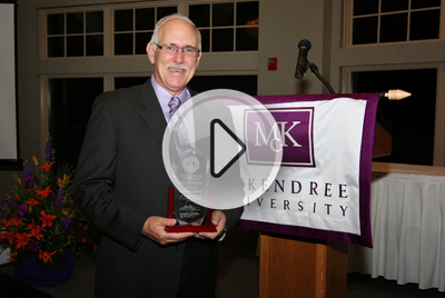 Dr. Thomas Kupferer '76: Academy of Excellence Inductee