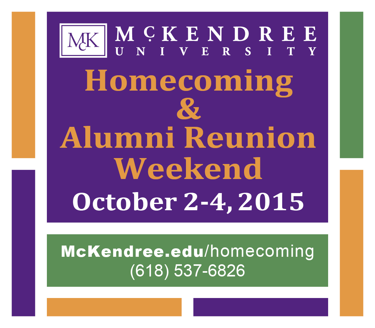 Homecoming Logo 2015