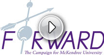Play the FORWARD: Campaign for McKendree University Video