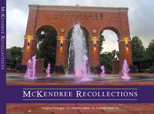 McKendree Recollections Cover
