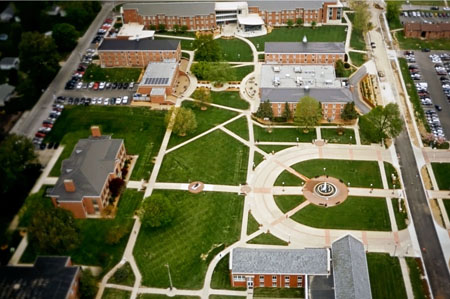 Overview of McKendree's Lebanon campus