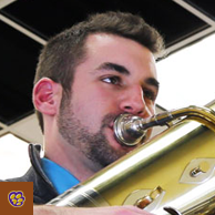 Photo of Jake Schmittling '14: Nurturing Musical Talent