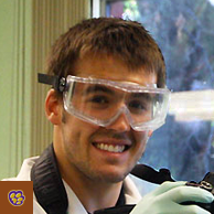 John Steppe '13: Sinks His Teeth Into Research