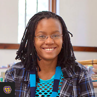LaTia Jefferson '13: Engaging the World