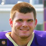 Richie Rebmann '14: Offensive Lineman Tackles Criminal Justice