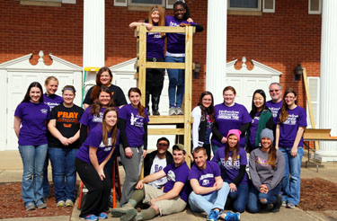 Photo of Mission Trip 2014 Volunteers