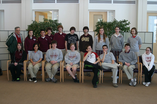Photo of Trinity Catholic Group 1 2009