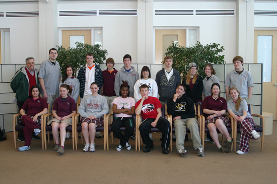 Photo of Trinity Catholic Group 2 2009