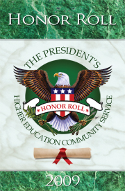 Honor Roll 2009 Logo