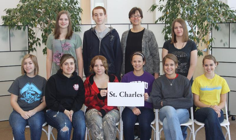 Photo of St. Charles Junior Varsity 2011