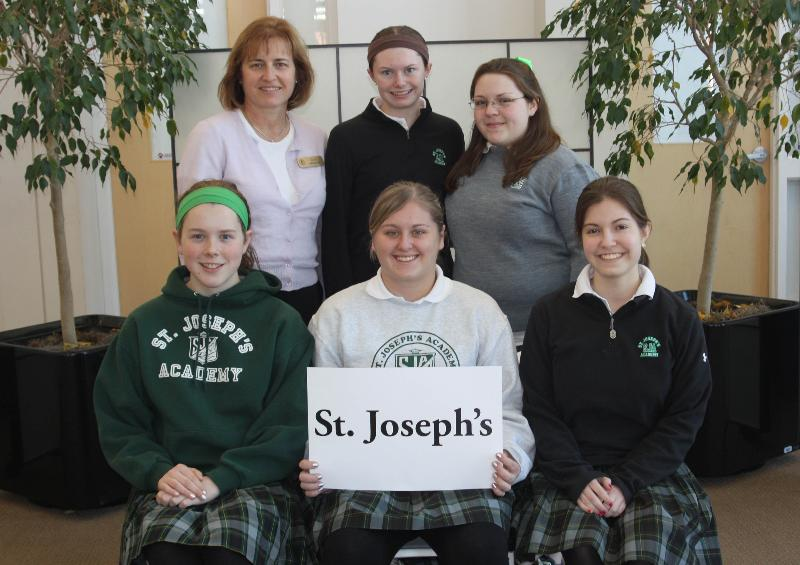 Photo of St. Joseph's Academy Junior Varsity 2011