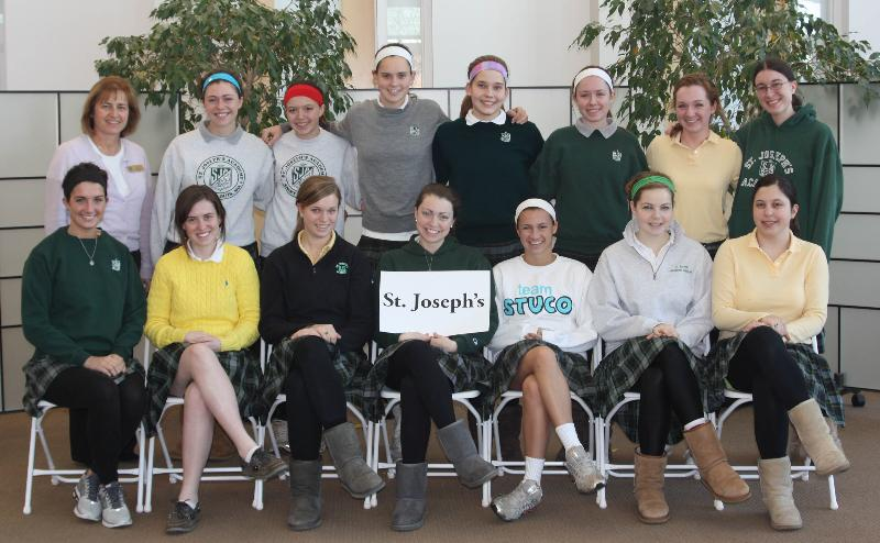 Photo of St. Joseph's Academy Varsity 2011