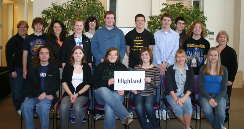 Photo of Highland High School 2011