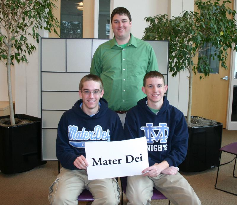 Photo of Mater Dei Catholic High School 2011
